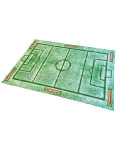 01. THE NEW SUBBUTEO COTTON WINTER PITCH. PAUL LAMOND. Includes A Pack Of 3 Subbuteo Balls