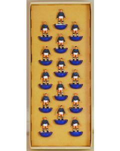 656942. EQUIPE ECOSSE (SCOTLAND). Very Rare Original French Delacoste Rugby Team. Named Box.