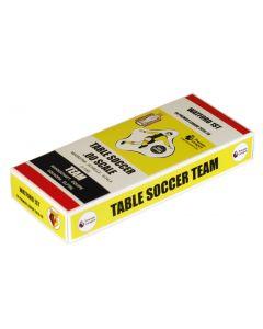 66000. WATFORD 1ST 2019-20. LTD EDITION PREMIER LEAGUE COLOURED TEAM HOLDER BOX.