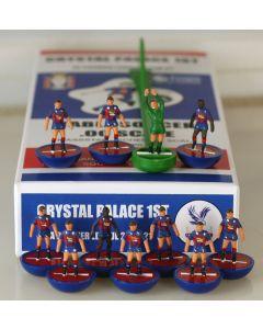 0012020. CRYSTAL PALACE 1ST 2020-21. PREMIER LEAGUE TEAM. Ltd Edition Hand Painted Team.