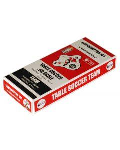 67000. SOUTHAMPTON 1ST 2020-21. LTD EDITION PREMIER LEAGUE COLOURED TEAM HOLDER BOX.