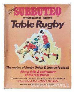 1975 RUGBY INTERNATIONAL EDITION