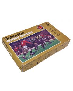 1981 SUBBUTEO RUGBY SEVENS. Still Shrink-Wrapped.