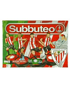 001. ATHLETIC BILBAO 2015-16 OFFICIAL LICENSED SUBBUTEO BOX SET.