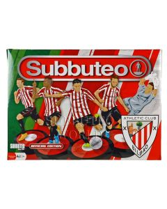 ATHLETIC BILBAO 2017 OFFICIAL LICENSED SUBBUTEO BOX SET.