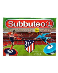 001. ATLETICO MADRID OFFICIAL LICENSED SUBBUTEO BOX SET.
