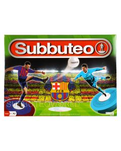 001. BARCELONA 2021 OFFICIAL LICENSED SUBBUTEO BOX SET. Now With New Design Flexible Figures.