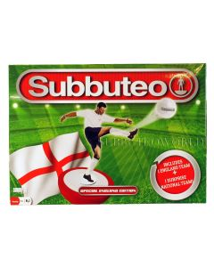 001. SPECIAL EDITION ENGLAND & FRANCE SUBBUTEO BOX SET.