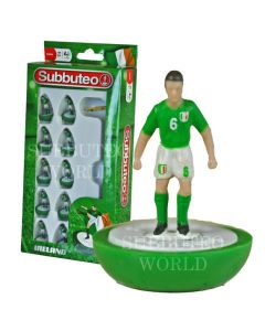 IRELAND 1ST. NEW PAUL LAMOND SUBBUTEO TEAM. NAMED BOX.