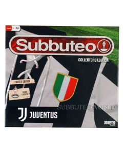 001. JUVENTUS COLLECTORS EDITION BOX SET. With 2 LW Teams: JUVENTUS & RANGERS, Player Numbers, Goals, A Ball, A Cotton Pitch & Rules.