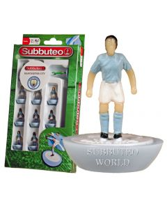 MANCHESTER CITY 1ST. NEW PAUL LAMOND SUBBUTEO TEAM.