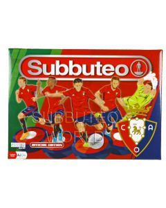 OSASUNA 2017 OFFICIAL LICENSED SUBBUTEO BOX SET.