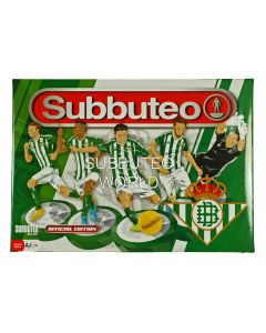 001. REAL BETIS. OFFICIAL LICENSED SUBBUTEO BOX SET.