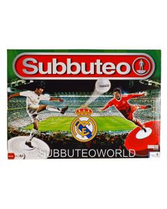 001. REAL MADRID 2019-20 OFFICIAL LICENSED SUBBUTEO BOX SET.