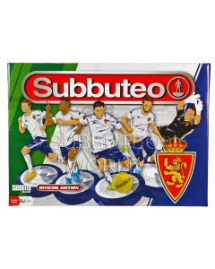 REAL ZARAGOZA 2017 OFFICIAL LICENSED SUBBUTEO BOX SET.