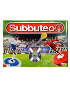 001. TENERIFE. OFFICIAL LICENSED SUBBUTEO BOX SET.