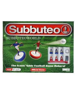 001. THE NEW 2020 SUBBUTEO BOX SET. Now With New Design Flexible Figures In Red & Blue Kits.