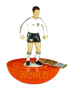 01. A LTD EDITION COLLECTABLE OFFICIAL LICENSED VALENCIA SUBBUTEO FIGURE.