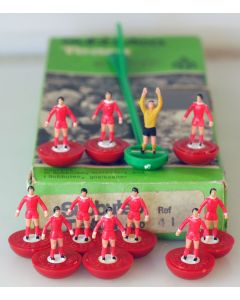 Z041. LIVERPOOL. Late 70's Machine Printed Team, numbered box.