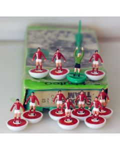 Z083. FC TWENTE. Hand Painted Team, numbered box.