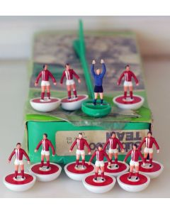 Z083. TWENTE ENSCHEDE. Hand Painted Team, numbered box.