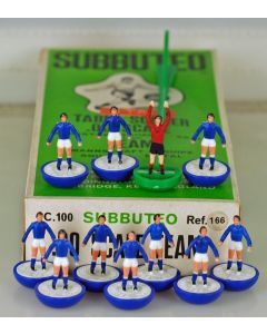 Z166. ITALY. ISRAEL. ICELAND. Late 70's  Machine Printed Team, numbered box.