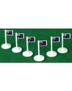 001. AUSTRALIA CORNER FLAGS.