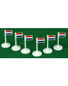 001. HOLLAND CORNER FLAGS.
