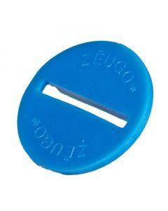 ZEUGO. ONE MID BLUE ZEUGO DISC. NO BASE.