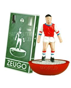 ARSENAL 1ST. MADE BY ZEUGO WITH ROUNDED HW BASES. REF 295.