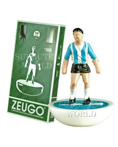 ARGENTINA.  MADE BY ZEUGO WITH ROUNDED HW BASES. REF 002.