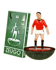MANCHESTER UTD. MADE BY ZEUGO WITH ROUNDED HW BASES. REF 300