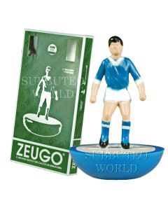 EVERTON 1ST. MADE BY ZEUGO WITH ROUNDED HW BASES. REF 297.