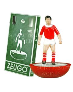NOTTINGHAM FOREST 1ST. MADE BY ZEUGO WITH ROUNDED HW BASES. REF 235.