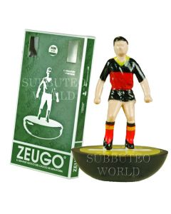 BELGIUM. MADE BY ZEUGO WITH ROUNDED HW BASES. REF 350.