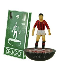 AC MILAN 1ST (ITALY). MADE BY ZEUGO WITH ROUNDED HW BASES. REF 029.
