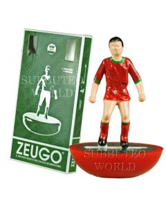 PORTUGAL. MADE BY ZEUGO WITH ROUNDED HW BASES. REF 279.