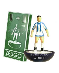 HUDDERSFIELD TOWN 1ST. MADE BY ZEUGO EXCLUSIVELY FOR SUBBUTEOWORLD. ROUNDED HW BASES. REF 356a.