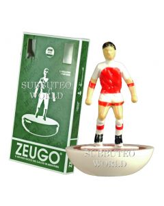 ARSENAL 1ST. MADE BY ZEUGO WITH ROUNDED HW BASES. REF 358.