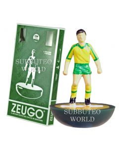 NORWICH CITY 1ST. MADE BY ZEUGO WITH ROUNDED HW BASES. REF 364.