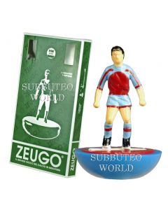 BURNLEY 1ST. MADE BY ZEUGO WITH ROUNDED HW BASES. REF 361.