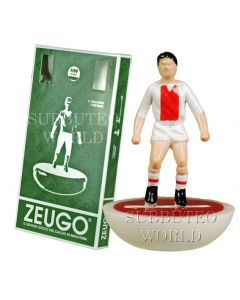 AJAX (NETHERLANDS). MADE BY ZEUGO WITH ROUNDED HW BASES. REF 001.