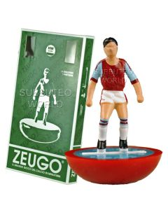 ASTON VILLA 1ST. MADE BY ZEUGO WITH ROUNDED HW BASES. REF 219.