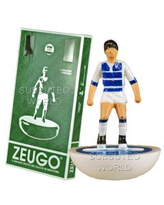 QUEENS PARK RANGERS. QPR. MADE BY ZEUGO WITH ROUNDED HW BASES. REF 412.