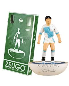 BRISTOL ROVERS. MADE BY ZEUGO WITH ROUNDED HW BASES. REF 395.