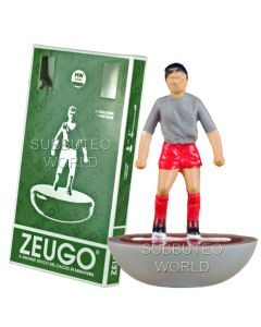 NEW YORK RED BULLS. MADE BY ZEUGO WITH ROUNDED HW BASES. REF 410.