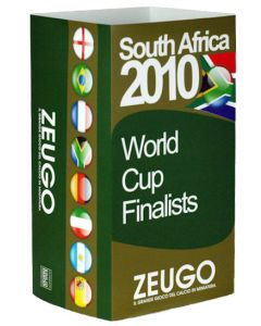 2010 WORLD CUP WRAP AROUND COVER
