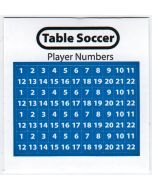 PLAYER NUMBER TRANSFERS