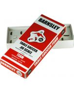 BARNSLEY. COLOURED TEAM HOLDER BOX.