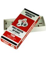 DONCASTER ROVERS. COLOURED TEAM HOLDER BOX.
